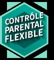 Contrôle parental flexible